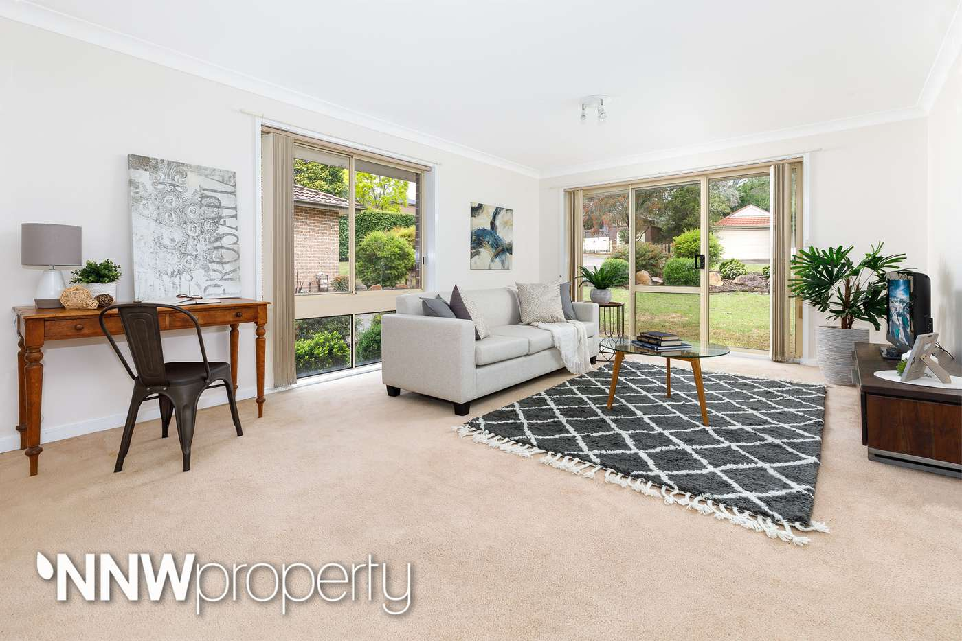 Main view of Homely semiDetached listing, 1/1 Knox Avenue, Epping NSW 2121