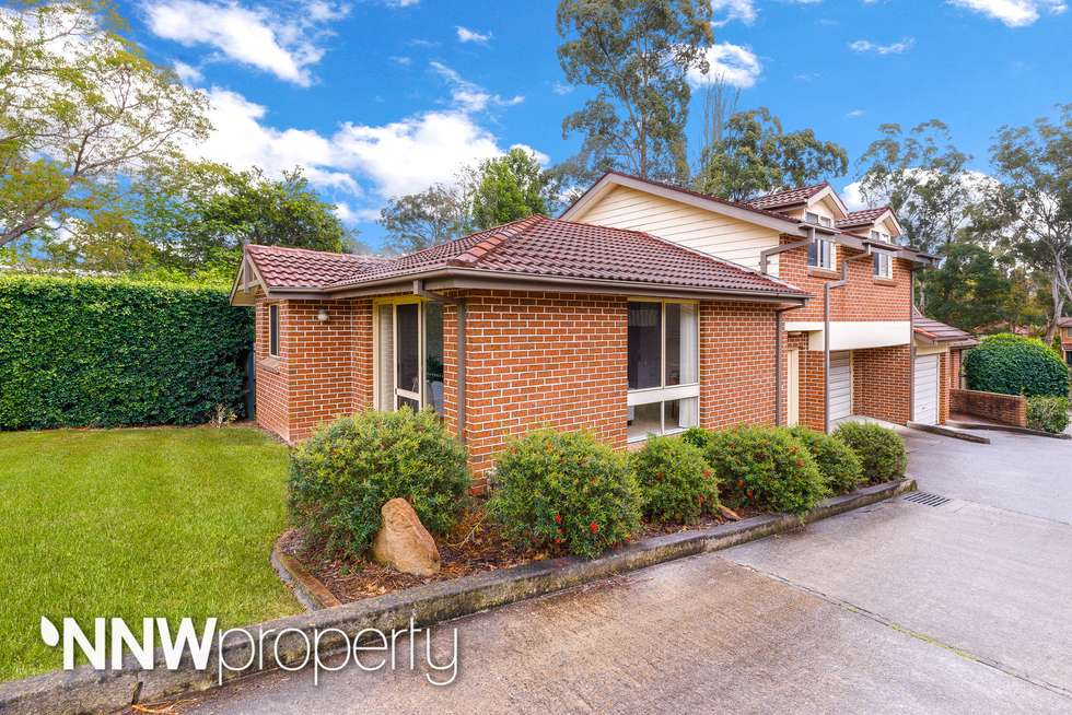 Second view of Homely semiDetached listing, 1/1 Knox Avenue, Epping NSW 2121
