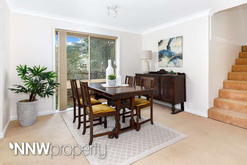 Third view of Homely semiDetached listing, 1/1 Knox Avenue, Epping NSW 2121