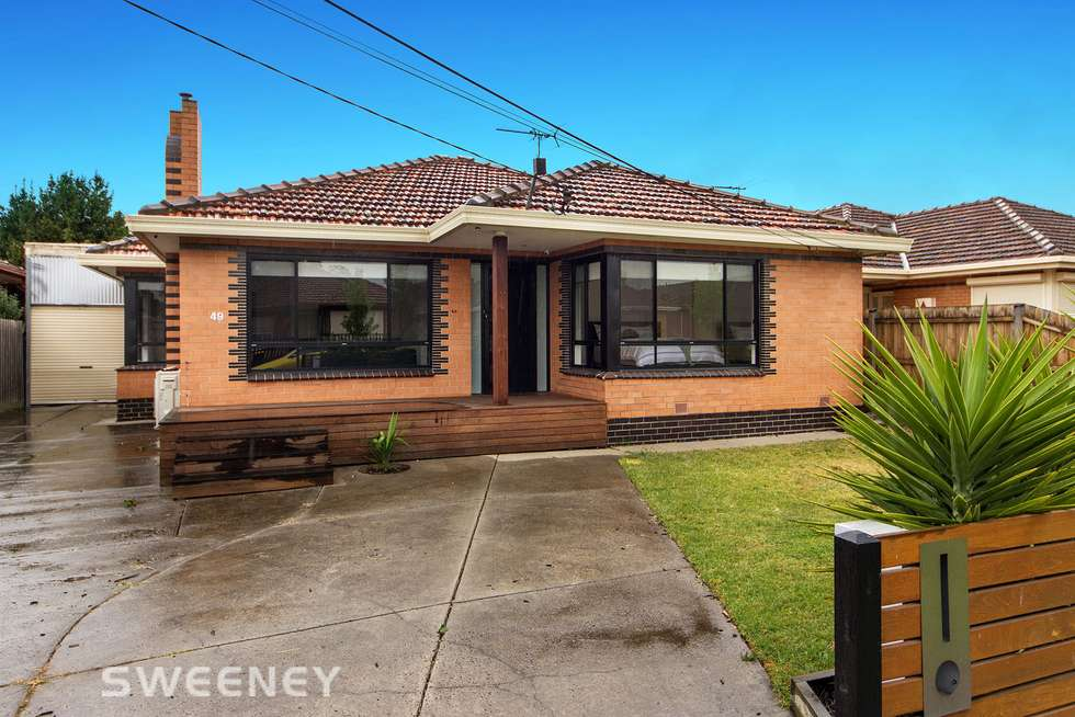 Second view of Homely house listing, 49 Murray Street, Sunshine West VIC 3020
