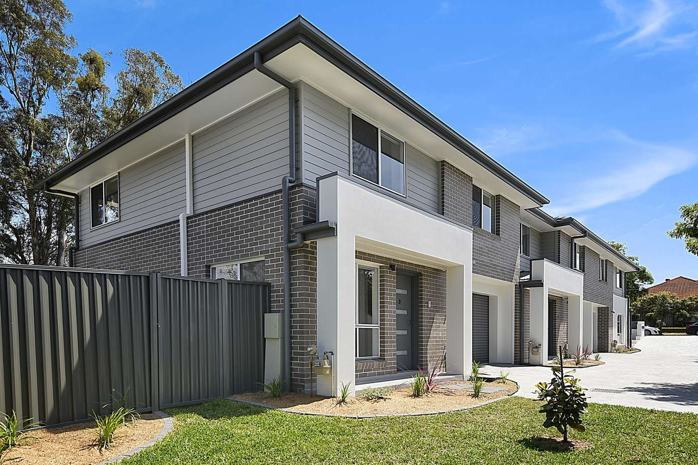 Main view of Homely townhouse listing, 3/26 Cronin Street, Penrith NSW 2750