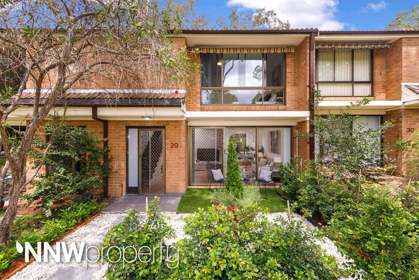 Main view of Homely townhouse listing, 29/8 Taranto Road, Marsfield NSW 2122