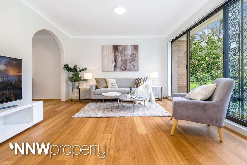 Fourth view of Homely townhouse listing, 29/8 Taranto Road, Marsfield NSW 2122