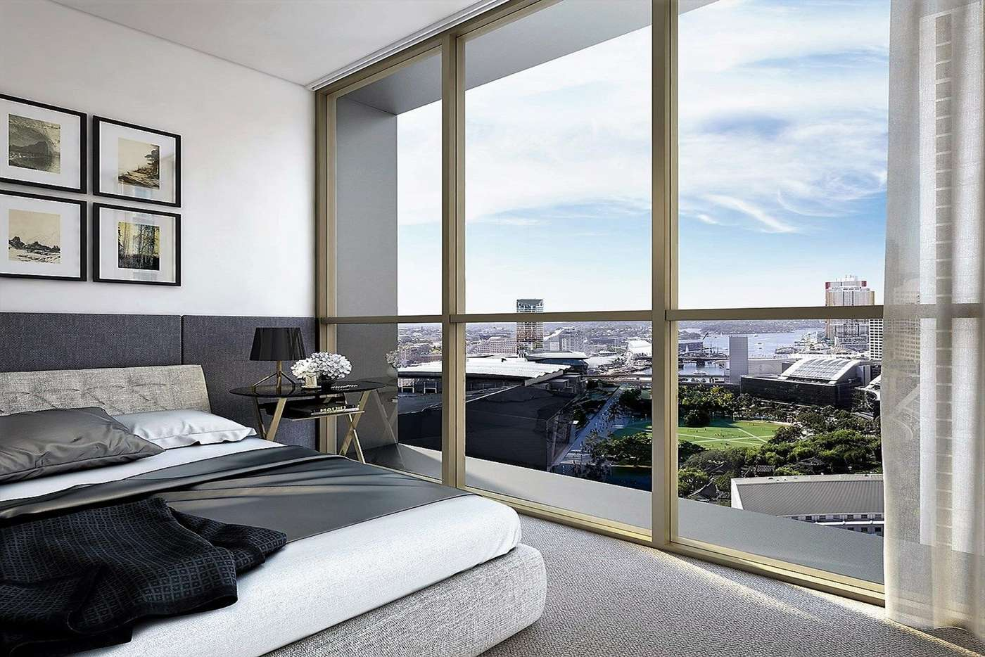 Main view of Homely apartment listing, 16D/SE1 Darling Rise, Harbour Street, Sydney NSW 2000