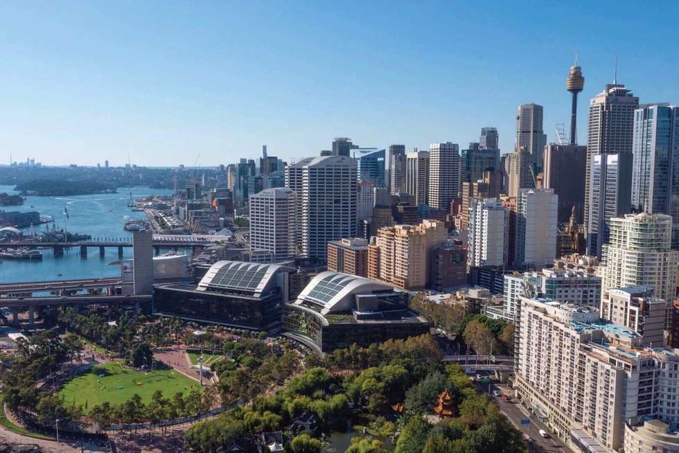 Second view of Homely apartment listing, 16D/SE1 Darling Rise, Harbour Street, Sydney NSW 2000