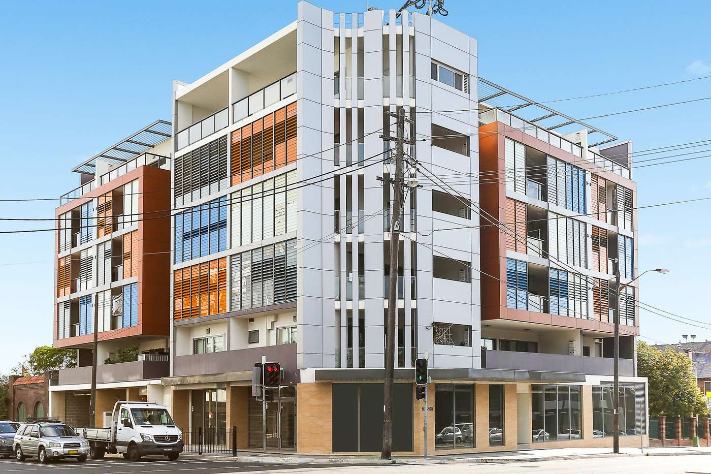 Main view of Homely apartment listing, 202/102-108 Liverpool Road, Enfield, NSW 2136