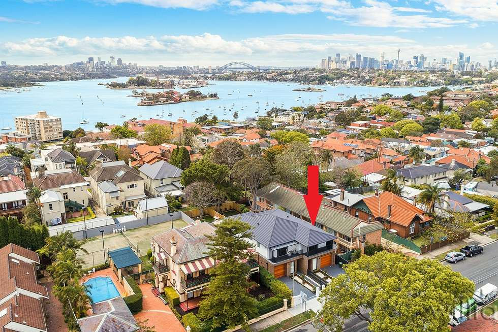Second view of Homely semiDetached listing, 6 Wrights Road, Drummoyne NSW 2047