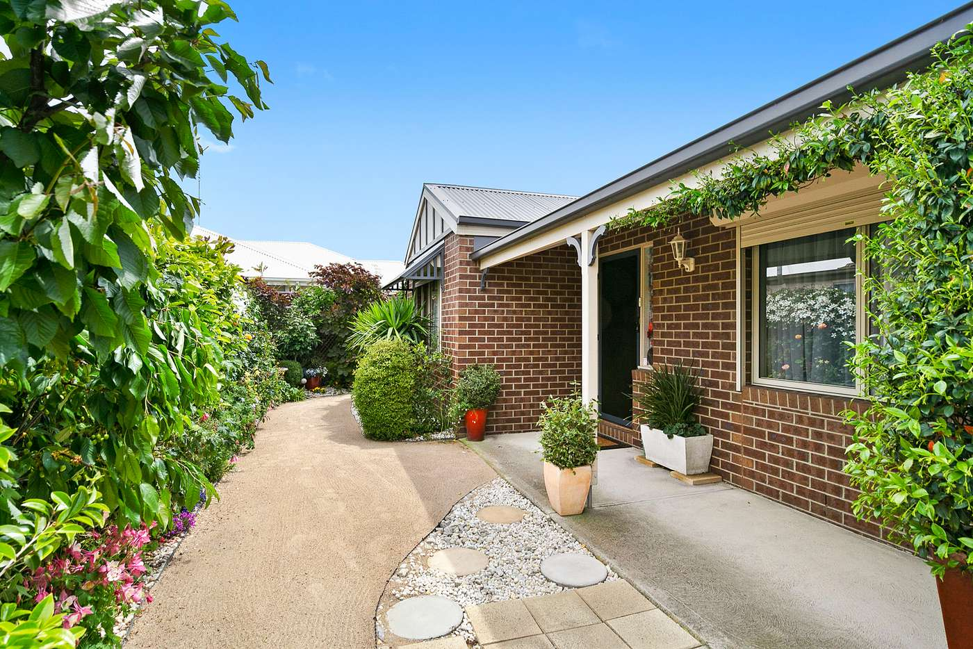 Main view of Homely townhouse listing, 27A Charlotte Avenue, Newcomb VIC 3219