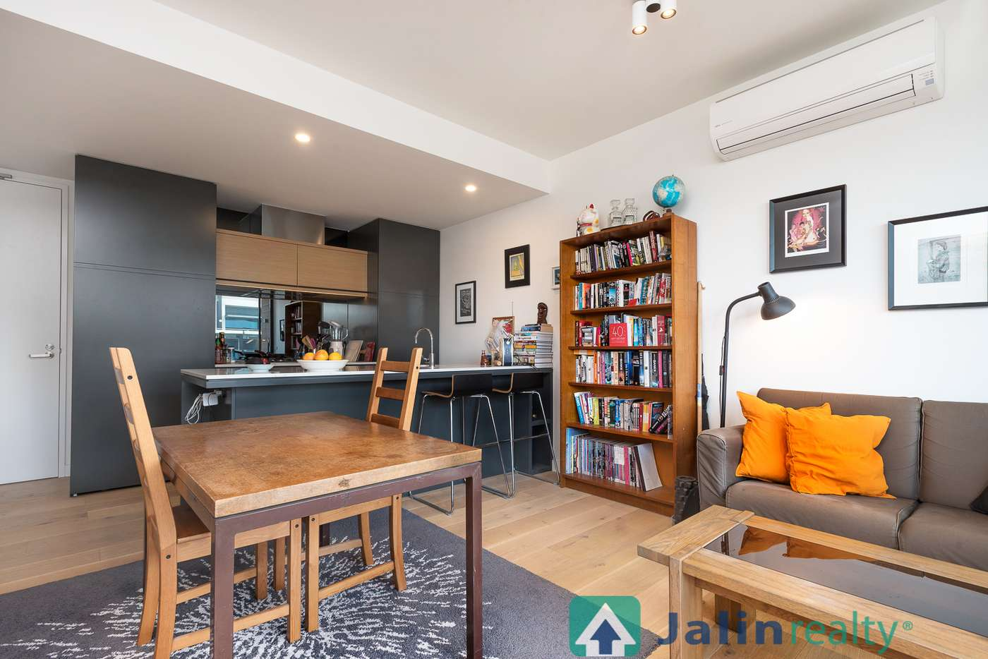 Main view of Homely apartment listing, 410E/8 Burnley Street, Richmond VIC 3121