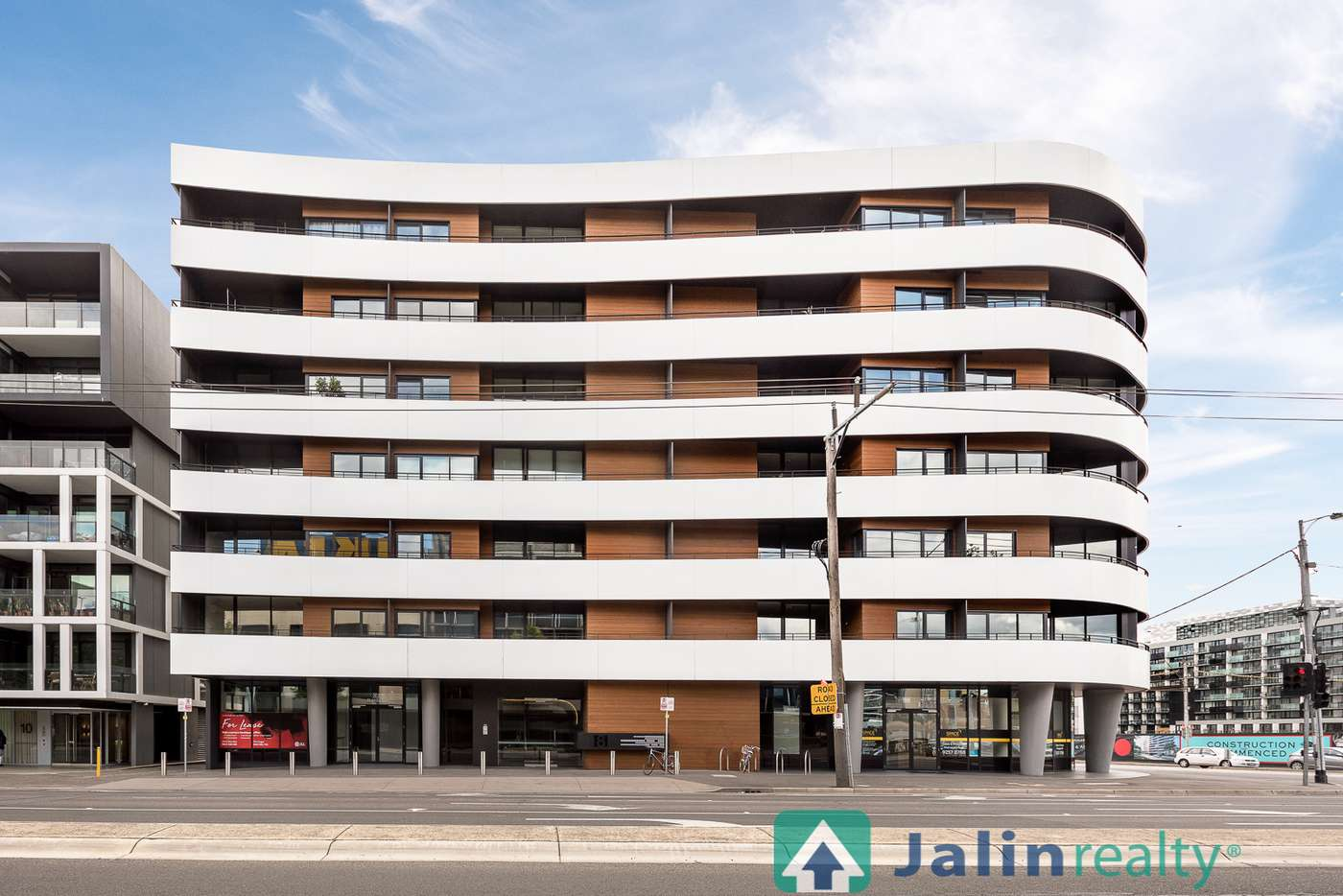 Sixth view of Homely apartment listing, 410E/8 Burnley Street, Richmond VIC 3121