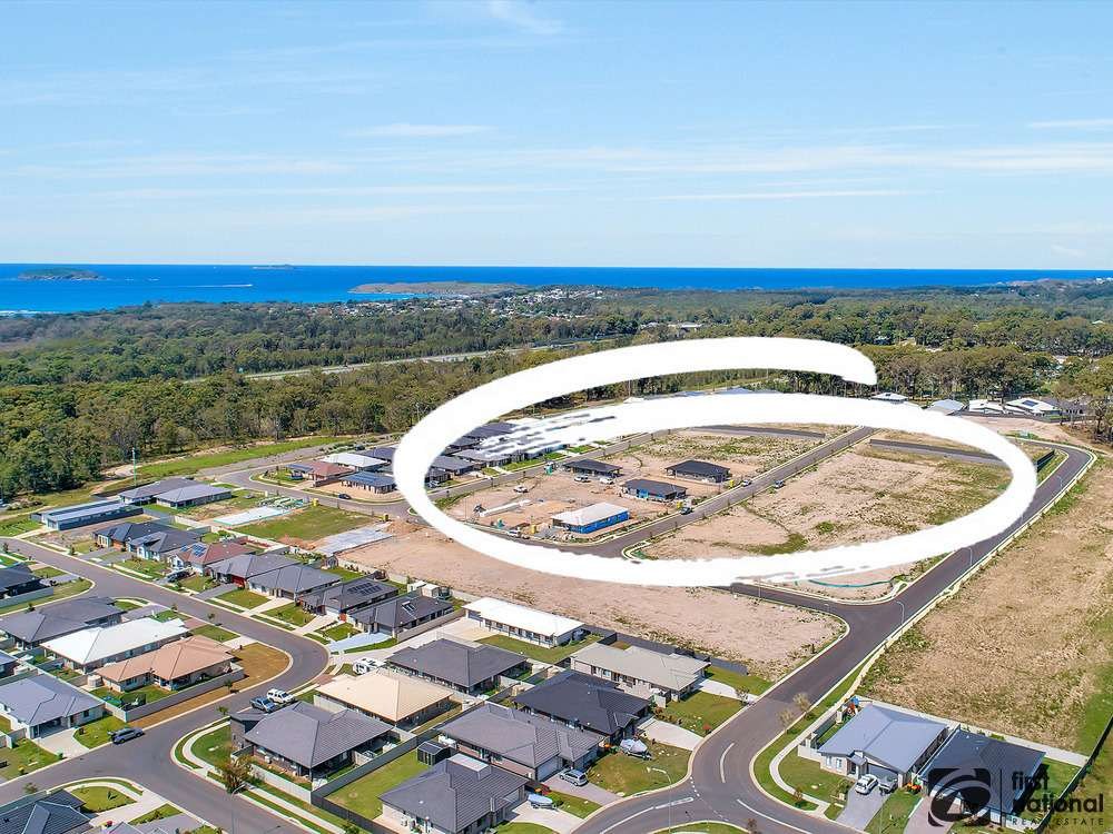 Main view of Homely  listing, LOT 501-533 Seacrest Boulevard, Sandy Beach, NSW 2456