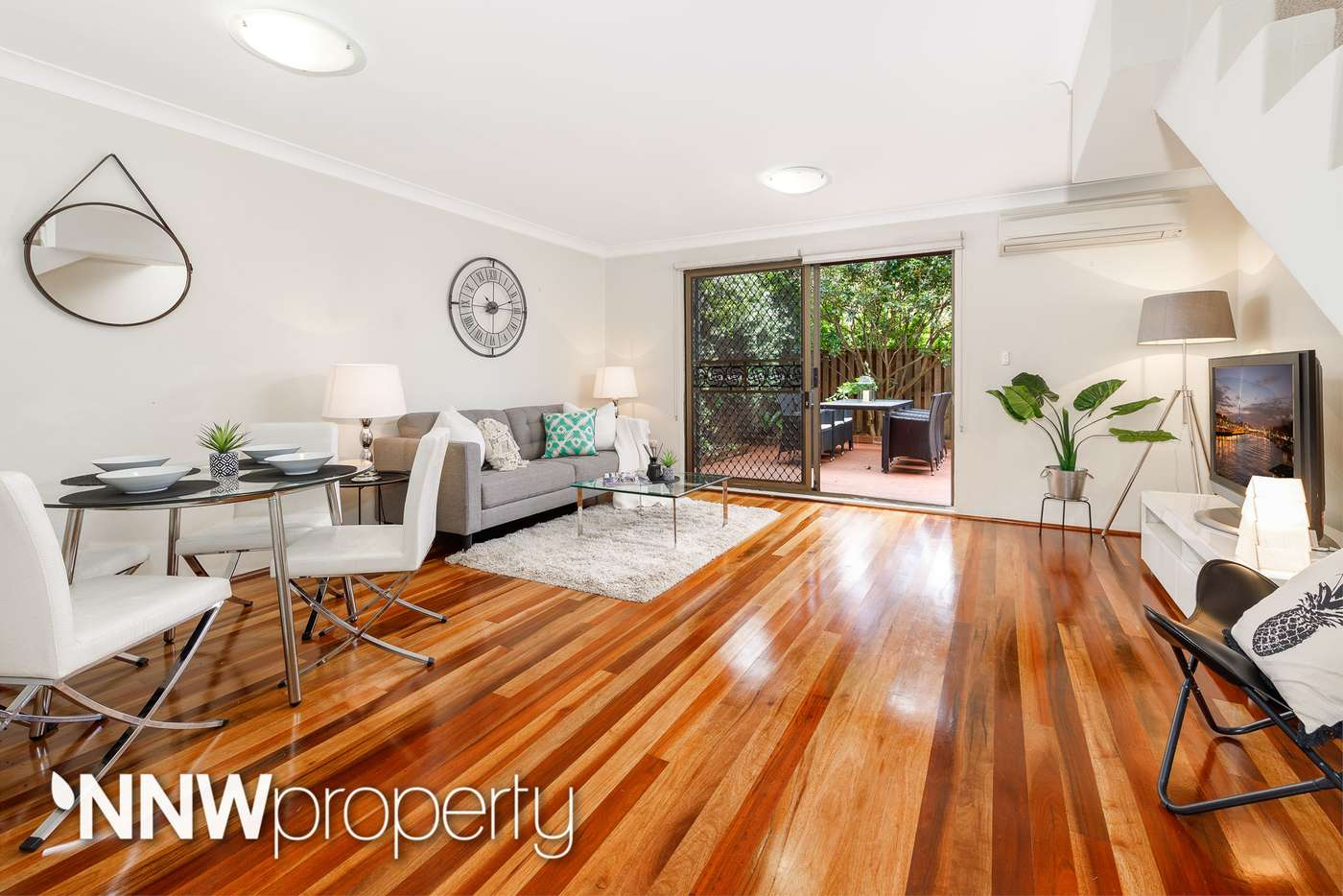 Main view of Homely townhouse listing, 46/23 Taranto Road, Marsfield NSW 2122