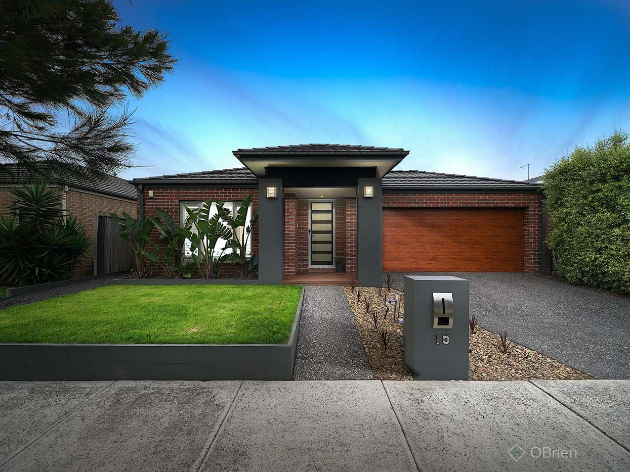 Main view of Homely house listing, 15 Bugle Lane, Cranbourne West, VIC 3977