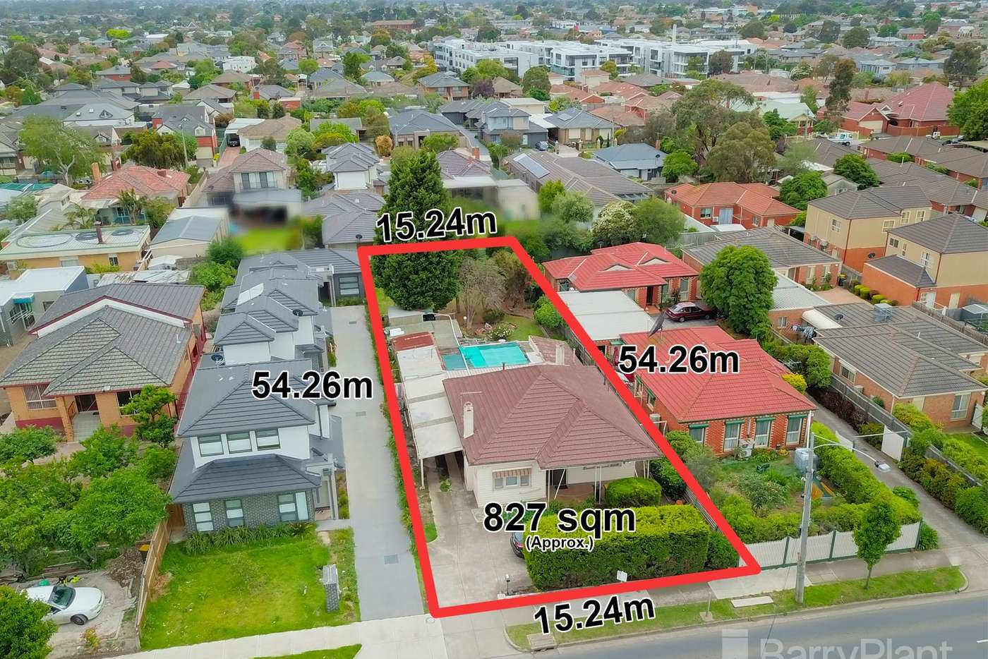Main view of Homely house listing, 584 Bell Street, Pascoe Vale South VIC 3044