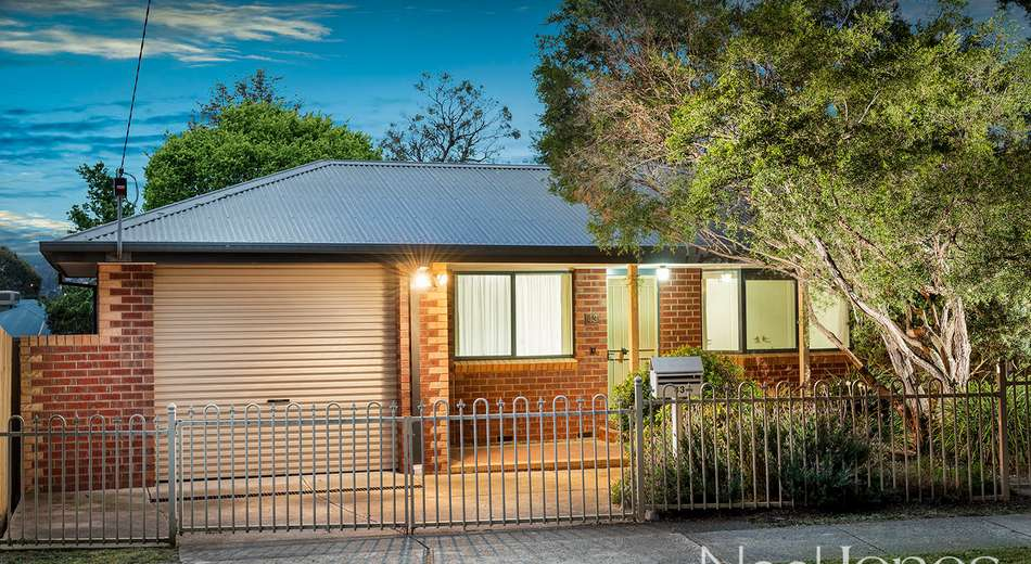 43 Belmont Road West, Croydon South VIC 3136