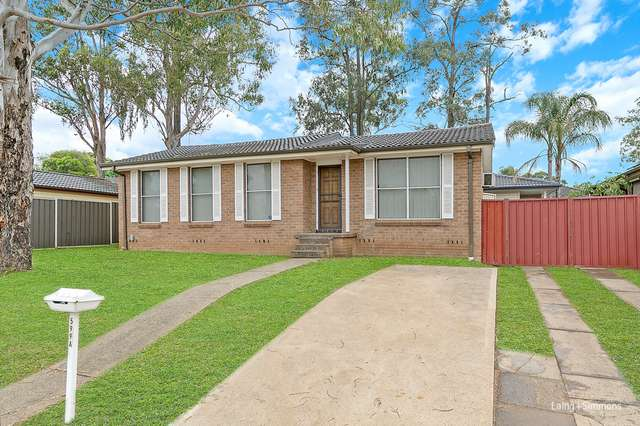 599 & 599a Luxford Road, Bidwill NSW 2770
