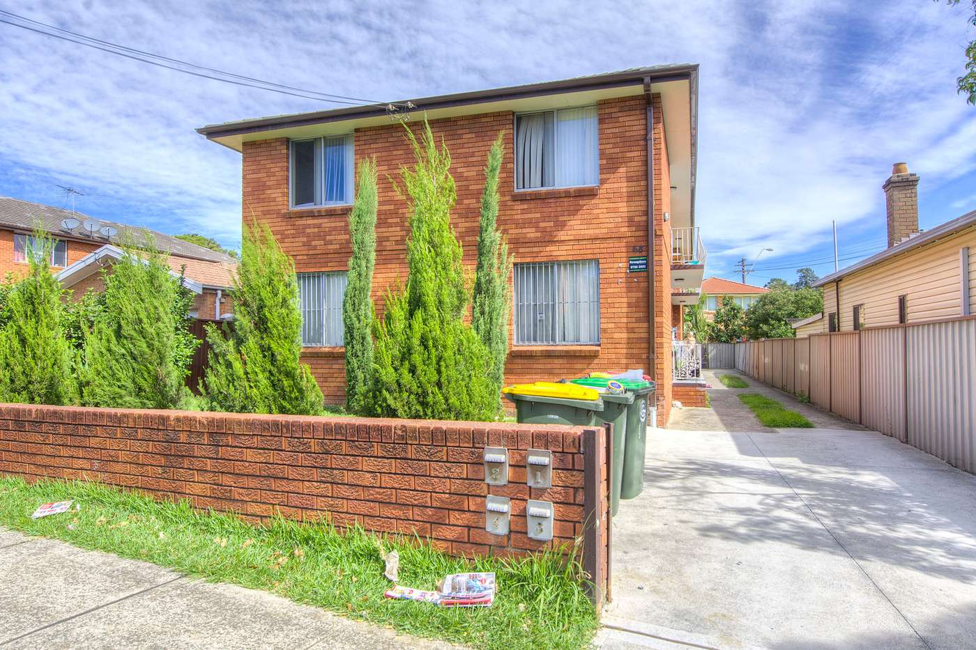 Main view of Homely apartment listing, 4/68 Hillard Street, Wiley Park, NSW 2195