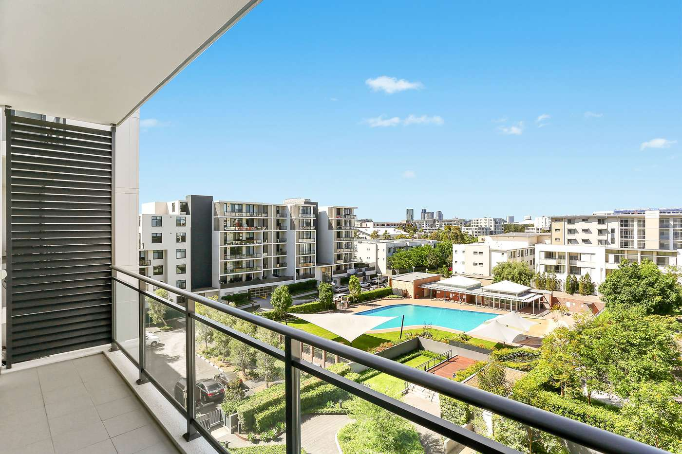 Main view of Homely apartment listing, 615/14 Baywater Drive, Wentworth Point, NSW 2127