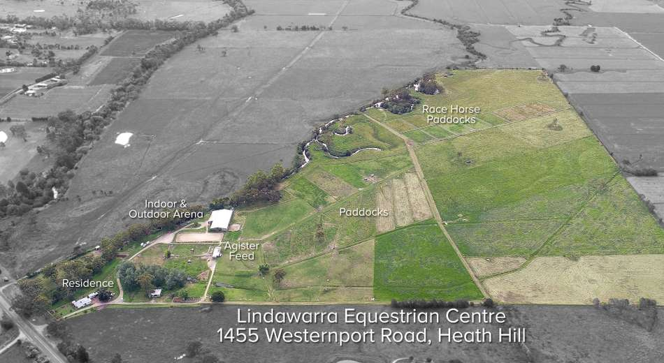 1455 Westernport Road, Heath Hill VIC 3981
