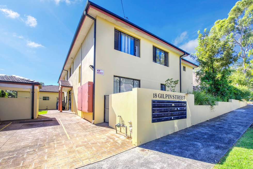 Third view of Homely studio listing, V/18 Gilpin Street, Camperdown NSW 2050
