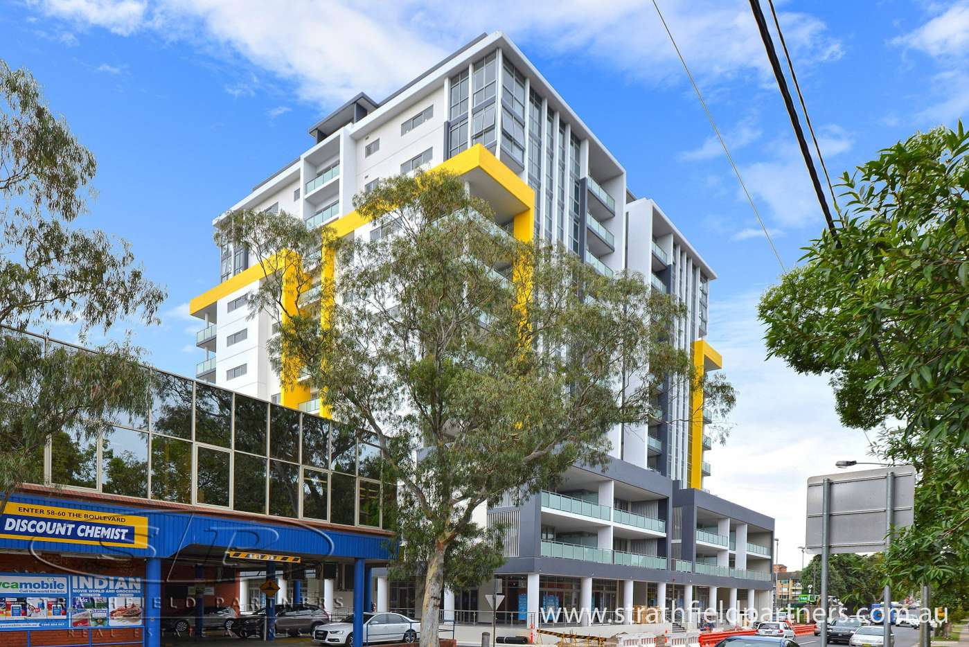 Main view of Homely apartment listing, 901/29 Morwick Street, Strathfield, NSW 2135