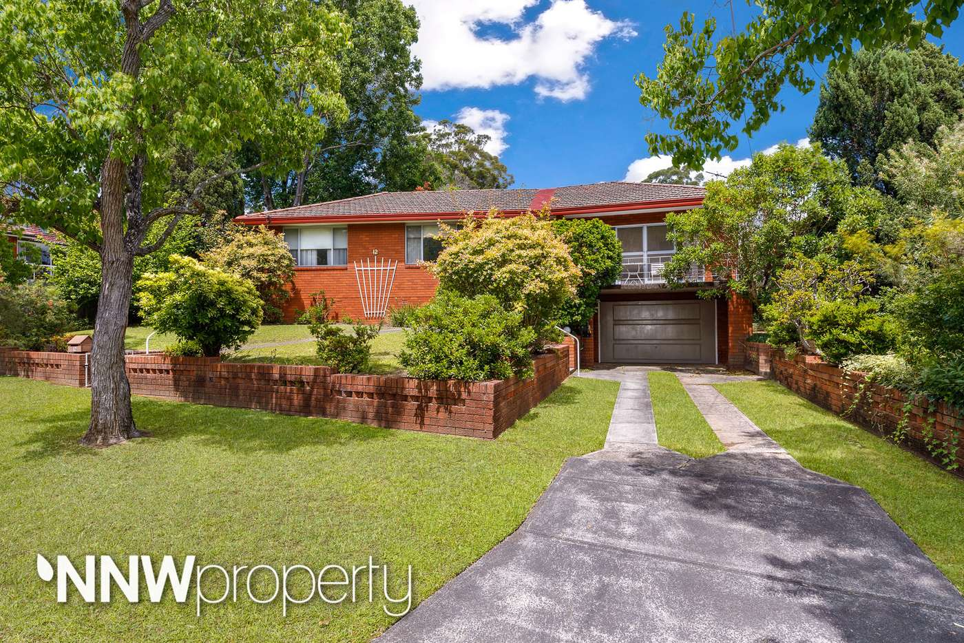 Main view of Homely house listing, 12 Arkena Avenue, Epping NSW 2121
