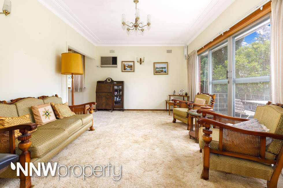 Second view of Homely house listing, 12 Arkena Avenue, Epping NSW 2121