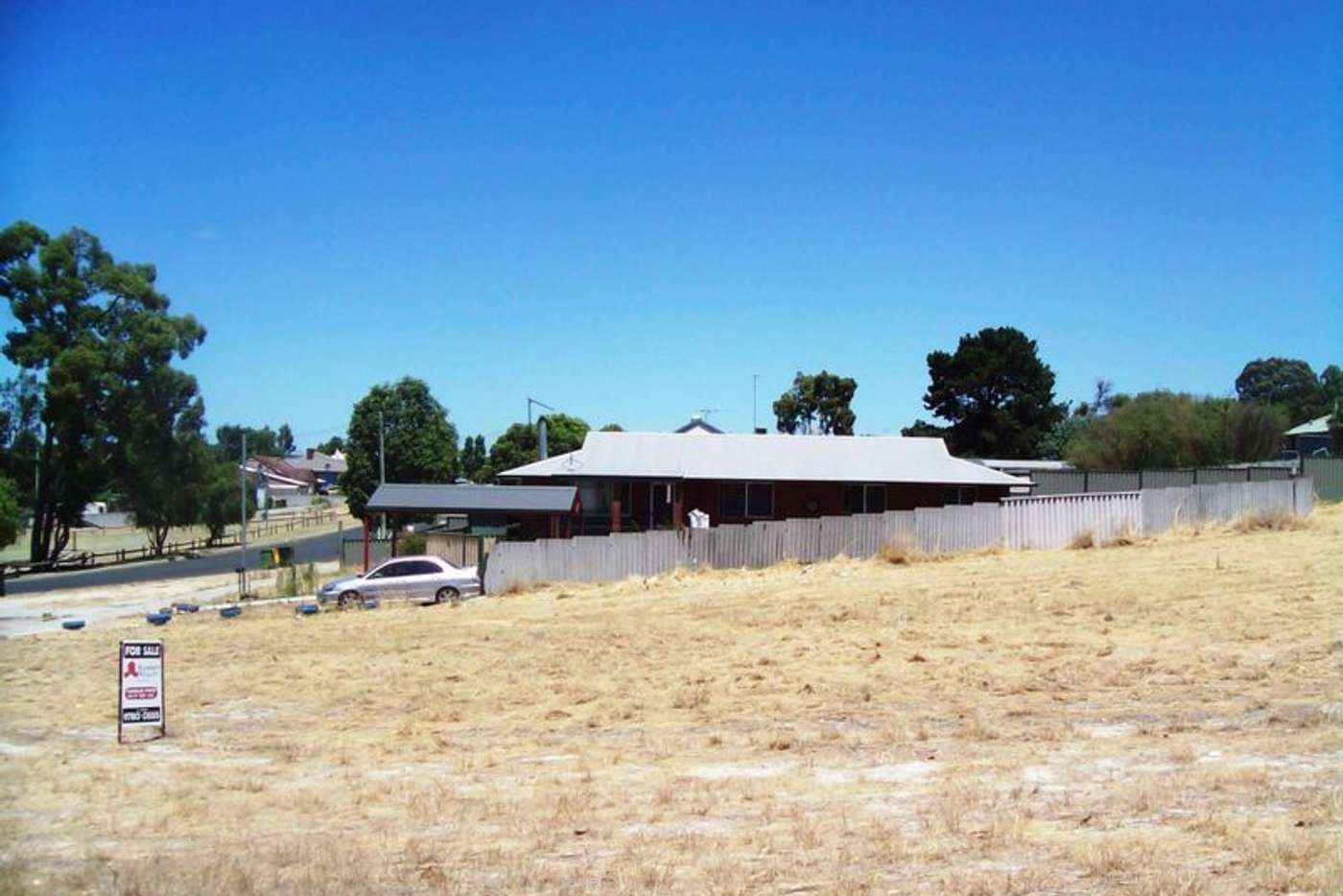 Main view of Homely residentialLand listing, 1 Moore Street, Collie WA 6225
