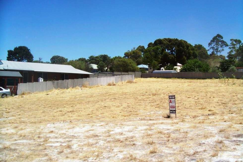 Second view of Homely residentialLand listing, 1 Moore Street, Collie WA 6225