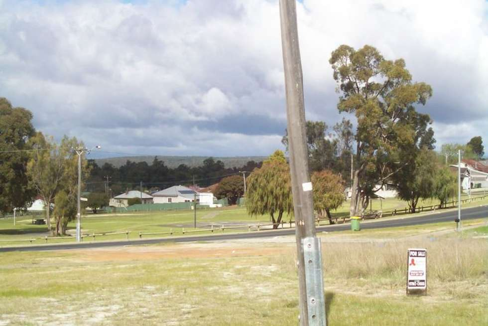 Fourth view of Homely residentialLand listing, 1 Moore Street, Collie WA 6225