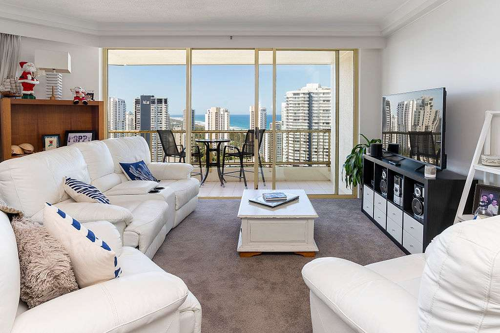 Main view of Homely apartment listing, Level 24/242/1 Serisier Avenue, Main Beach, QLD 4217