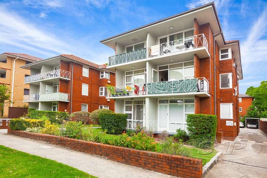 Main view of Homely unit listing, 11/12-18 Morwick Street, Strathfield, NSW 2135