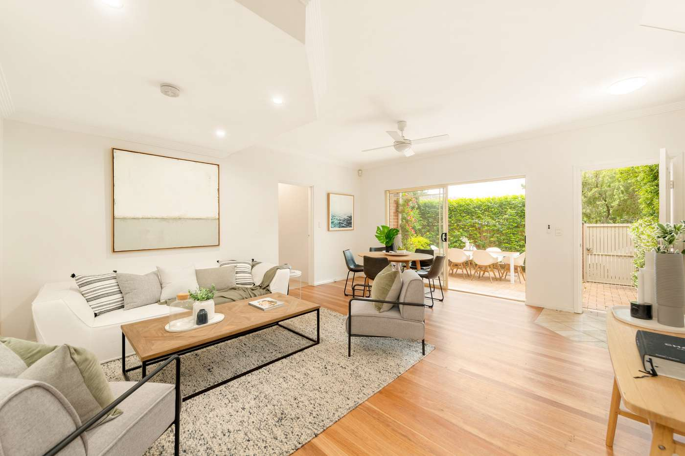 Main view of Homely townhouse listing, 4/43 Jenkins Street, Cammeray, NSW 2062