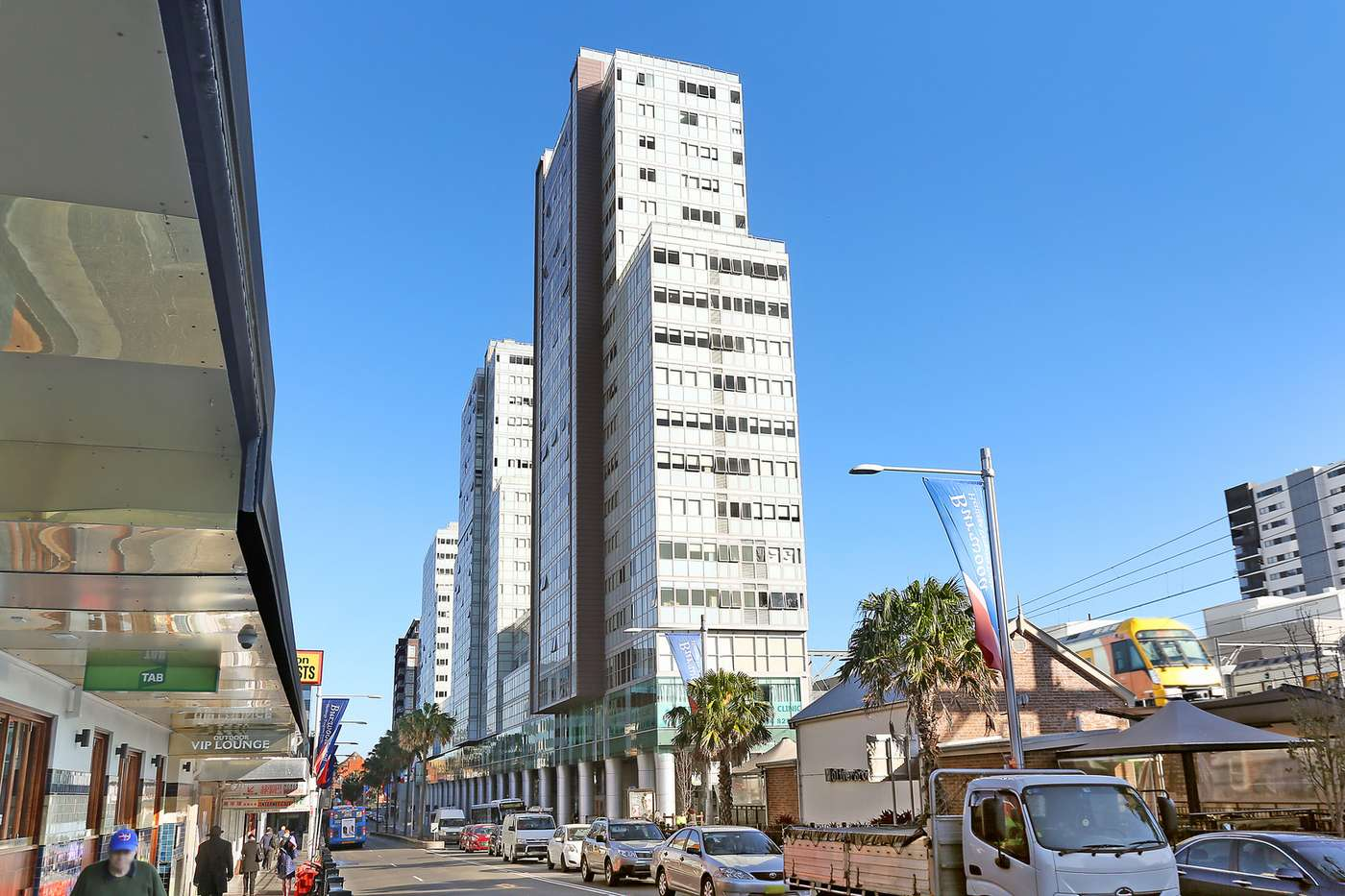 Main view of Homely apartment listing, 273/1 Railway Parade, Burwood, NSW 2134