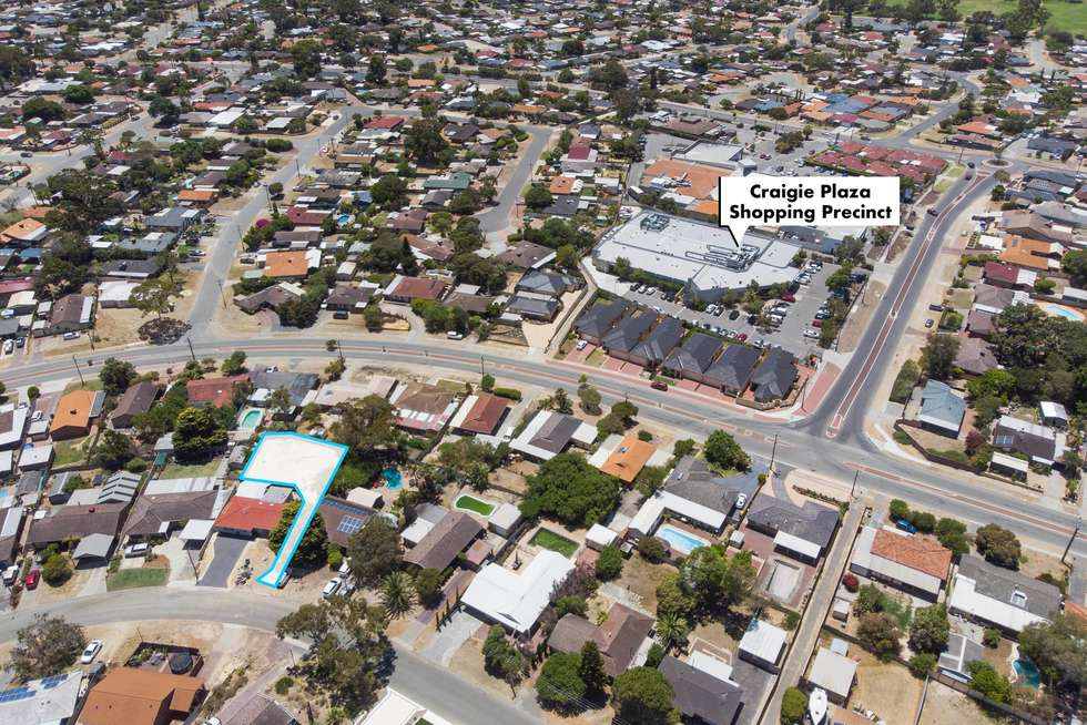 Third view of Homely residentialLand listing, LOT 2/30A Fenellia Crescent, Craigie WA 6025