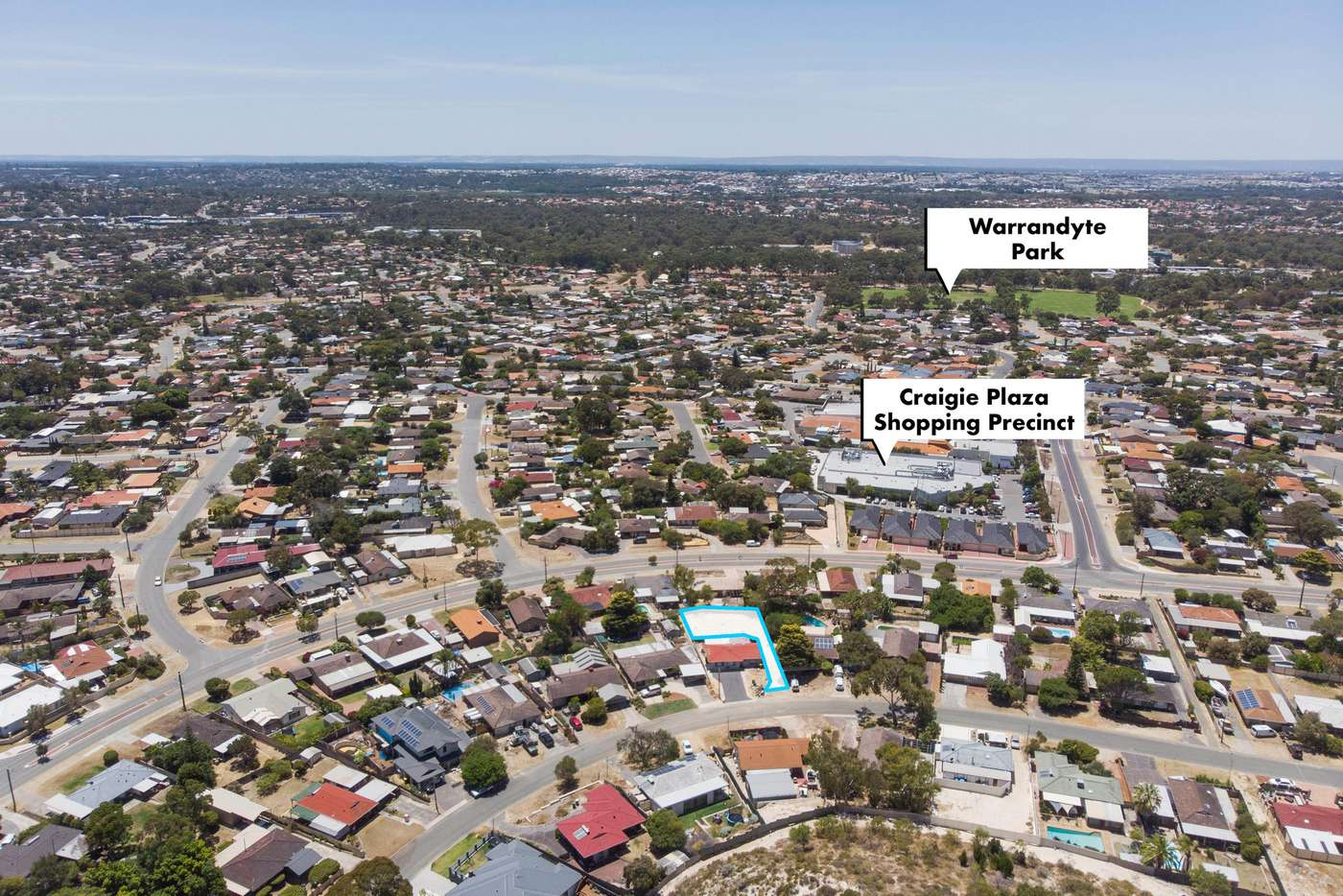 Sixth view of Homely residentialLand listing, LOT 2/30A Fenellia Crescent, Craigie WA 6025