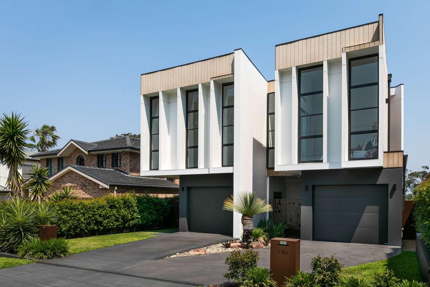 Main view of Homely semidetached listing, 16b Harris Street, Burraneer, NSW 2230