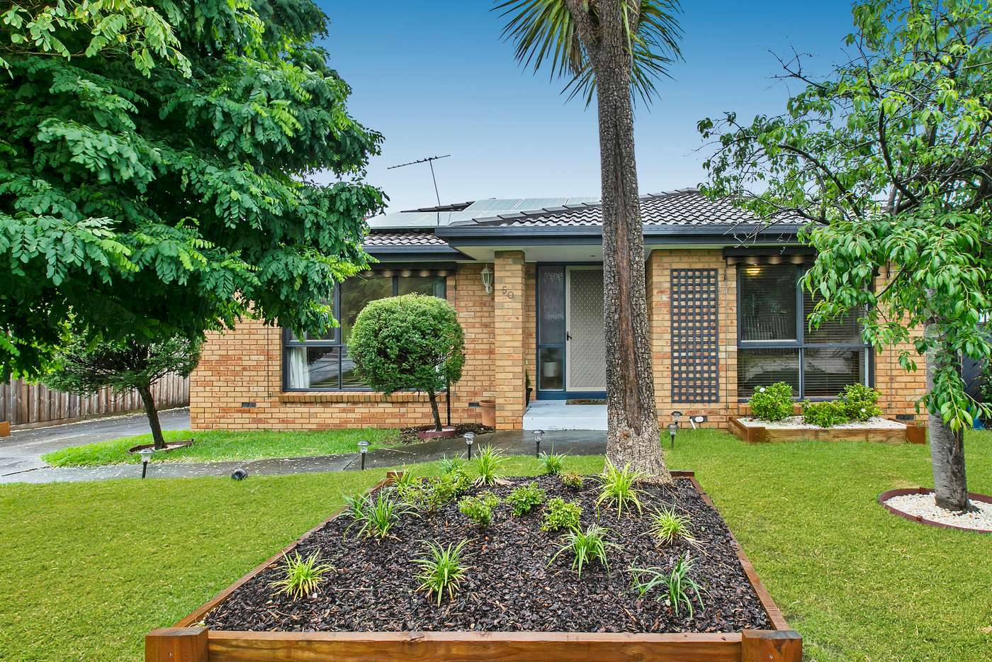 Main view of Homely house listing, 50 Nettle Drive, Hallam VIC 3803