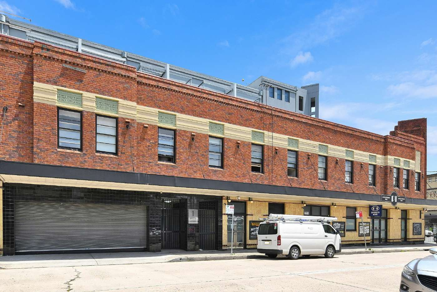 Sixth view of Homely apartment listing, 202/1 Phillip Street, Petersham NSW 2049