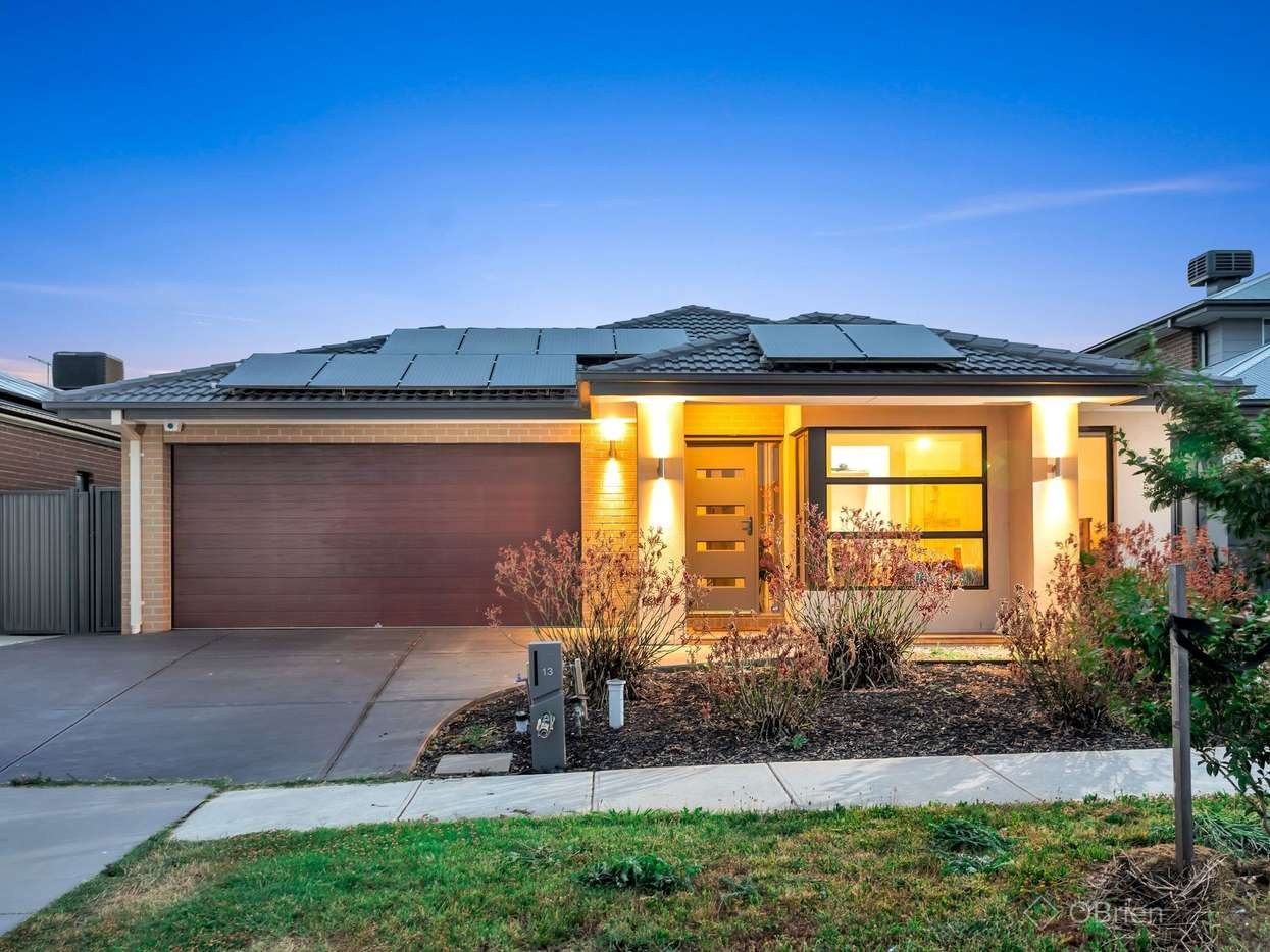 Main view of Homely house listing, 13 Hibernia Place, Cranbourne East, VIC 3977