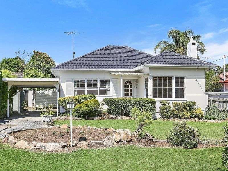 Main view of Homely house listing, 12 Betty Hendry Parade, North Ryde, NSW 2113