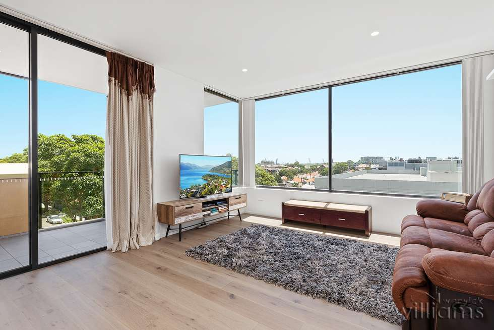 Second view of Homely apartment listing, A402/7 Church Street, Drummoyne NSW 2047