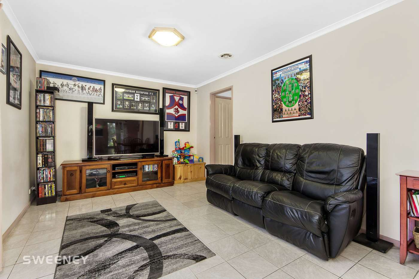Fifth view of Homely house listing, 14 Clematis Place, Sunshine West VIC 3020