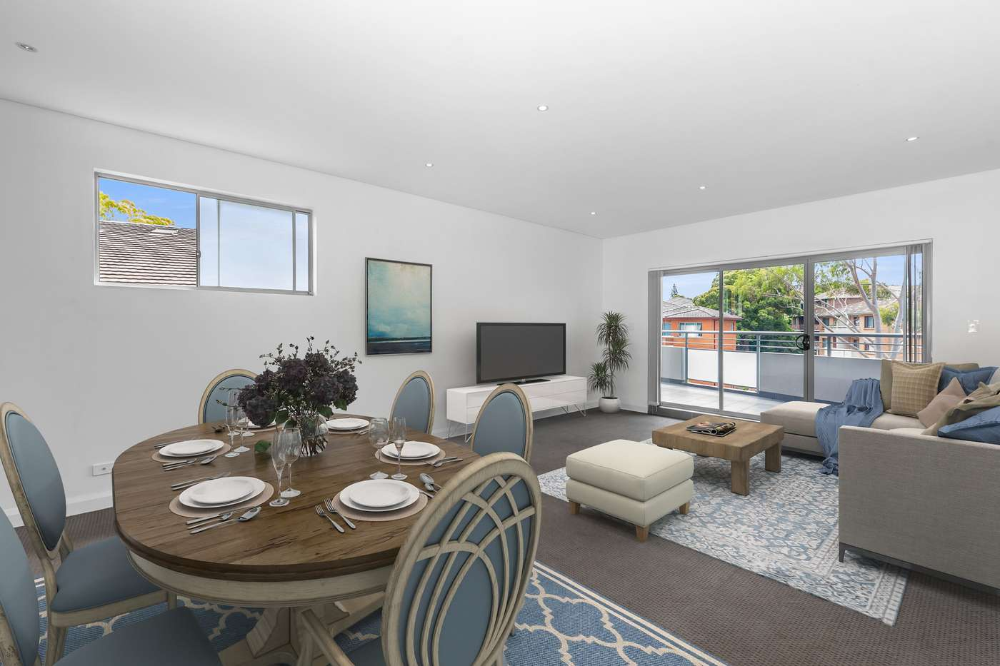 Main view of Homely apartment listing, 5/45 The Strand, Rockdale, NSW 2216
