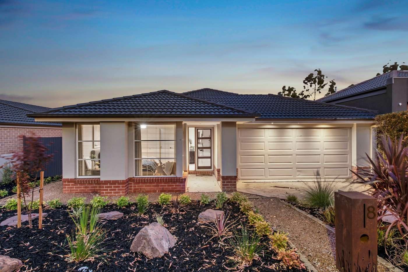 Main view of Homely house listing, 8 Eccles Way, Botanic Ridge VIC 3977