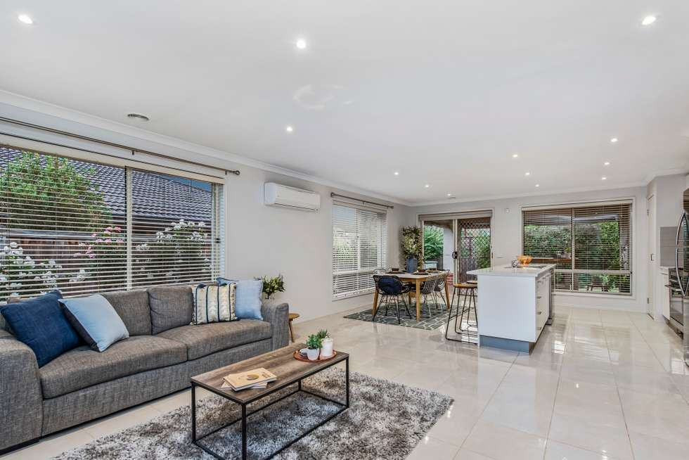 Second view of Homely house listing, 8 Eccles Way, Botanic Ridge VIC 3977