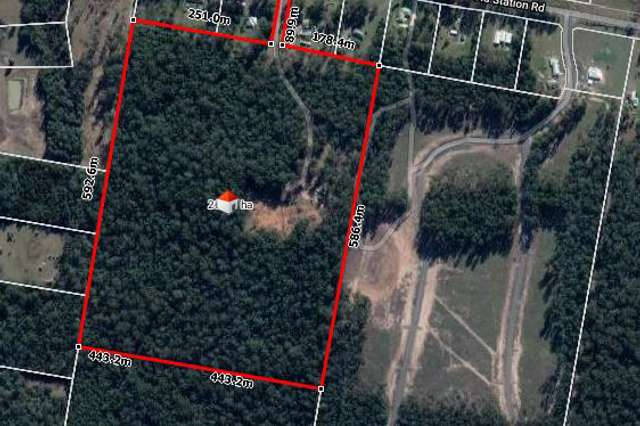 304 Old Station Road, Verges Creek NSW 2440