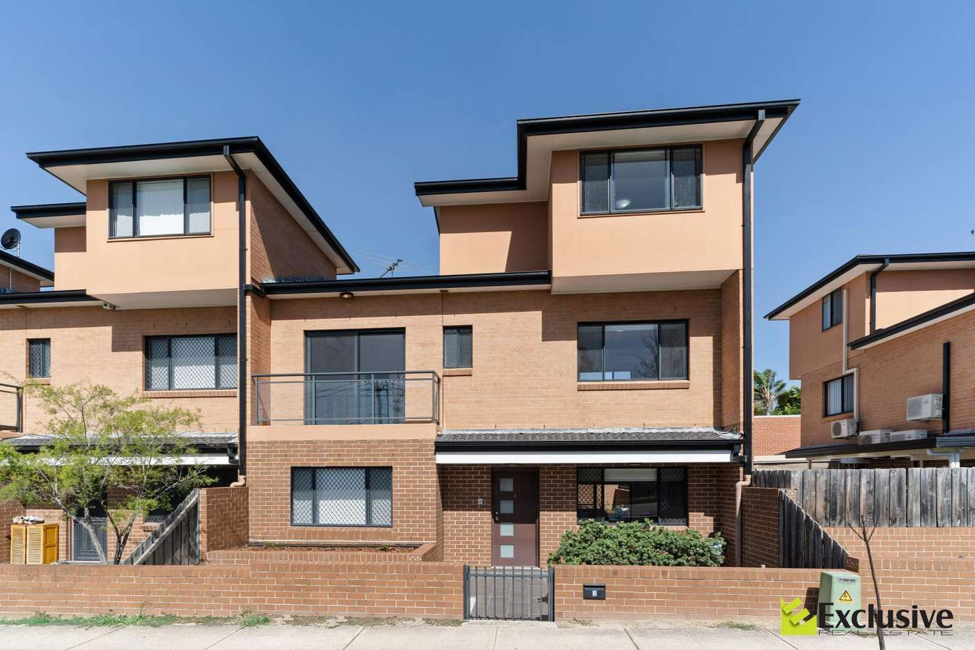 Main view of Homely townhouse listing, 3/21 Melton Street, Silverwater NSW 2128