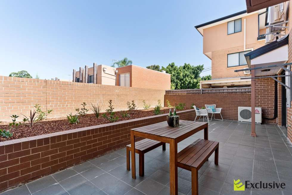 Second view of Homely townhouse listing, 3/21 Melton Street, Silverwater NSW 2128