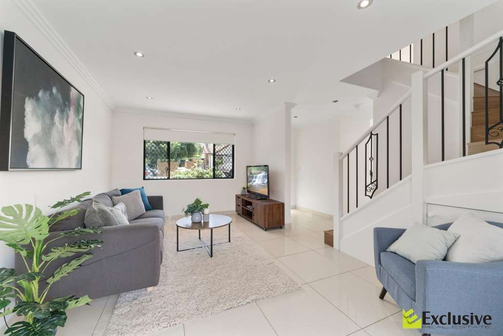 Fourth view of Homely townhouse listing, 3/21 Melton Street, Silverwater NSW 2128
